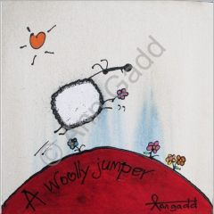 wooly-jumper