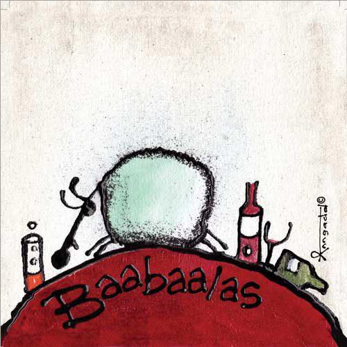 baabaalas sheep print