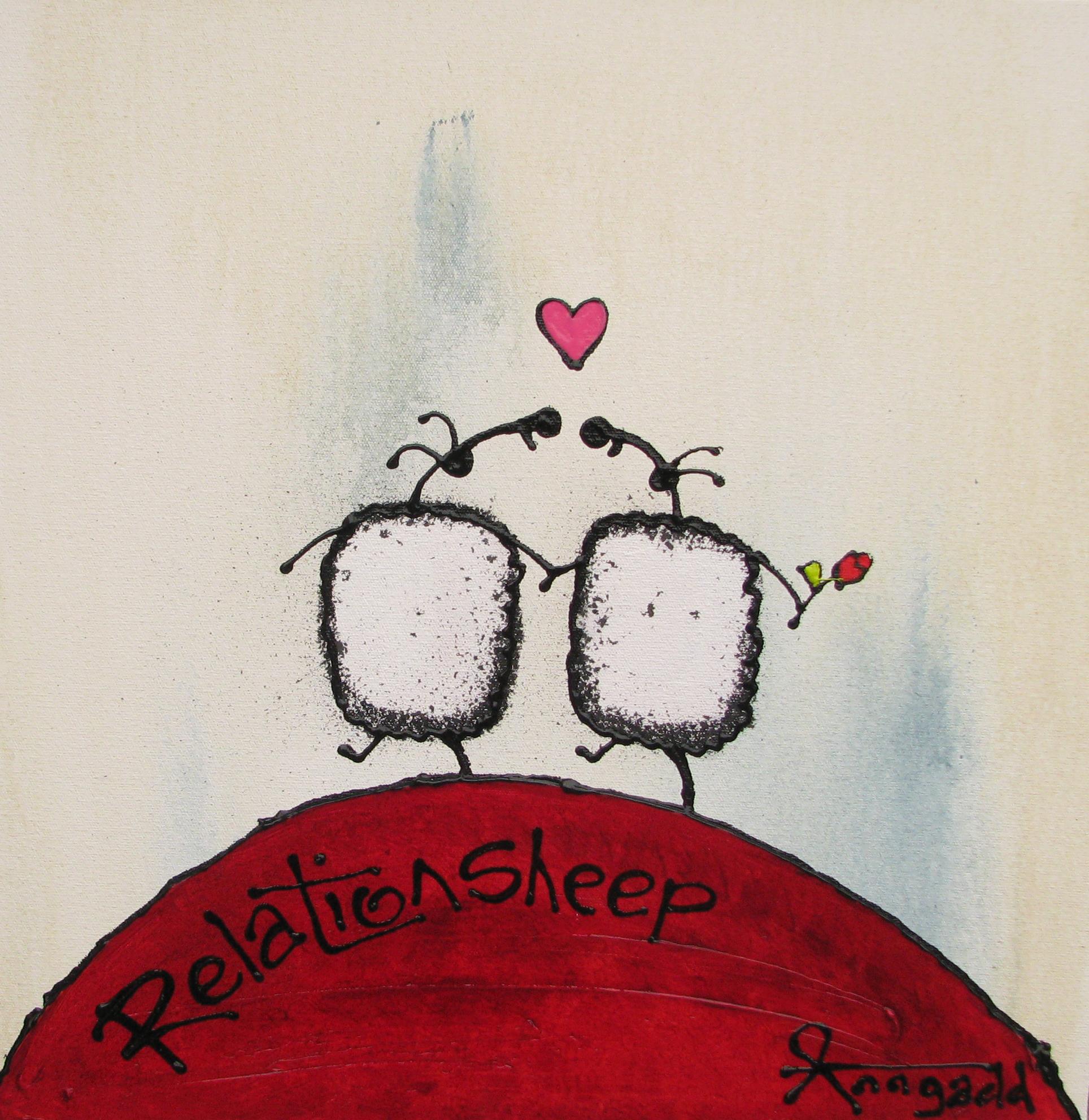 Relationsheep by Ann Gadd