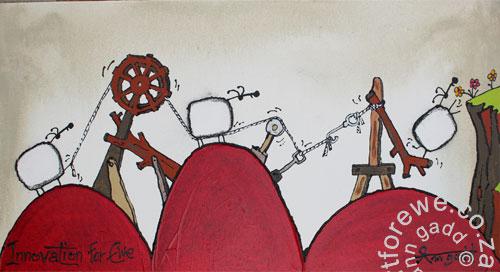 Innovation for Ewe by Ann Gadd